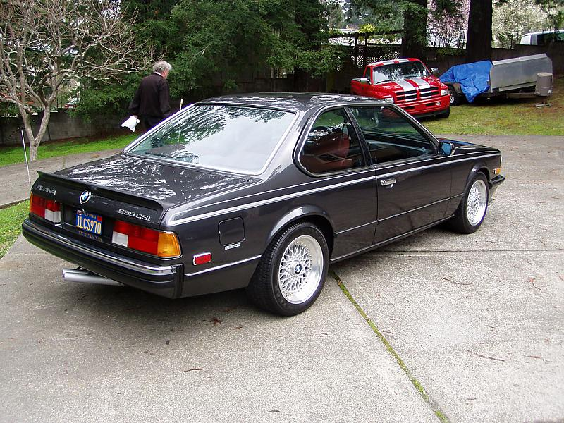 OT: old BMW Alpina - Mercedes-Benz Forum