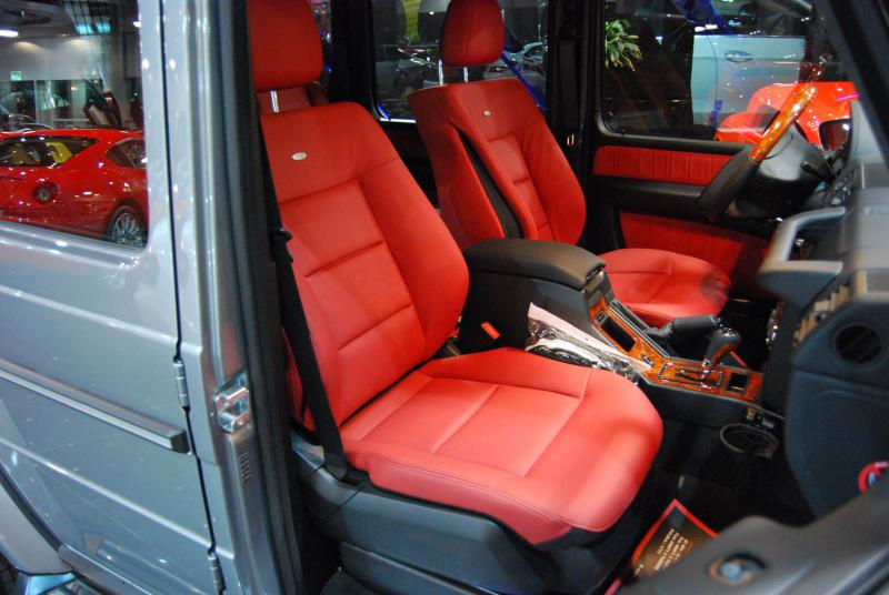 g class designo and amg interior pictures gallery 67f9823123jpg - G Wagon Red Interior