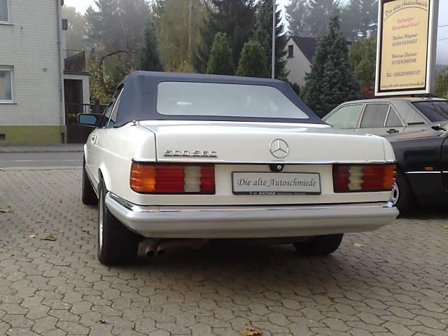 Questions About 500sec Cabriolet Mercedes Benz Forum
