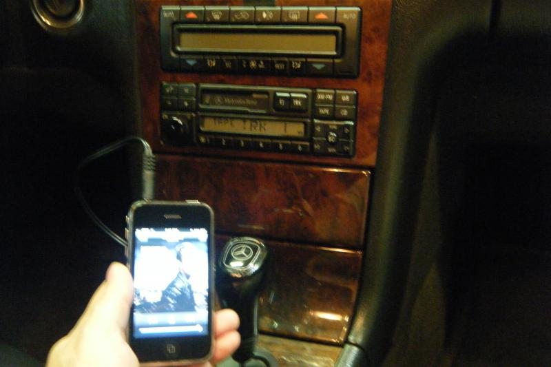 Diy 1996 1998 W210 Becker Radio Auxillary Ipod Hack With