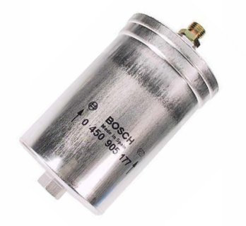 82 mm Diameter for Mercedes-Benz Brand New Fuel Filter with Threaded Fittings