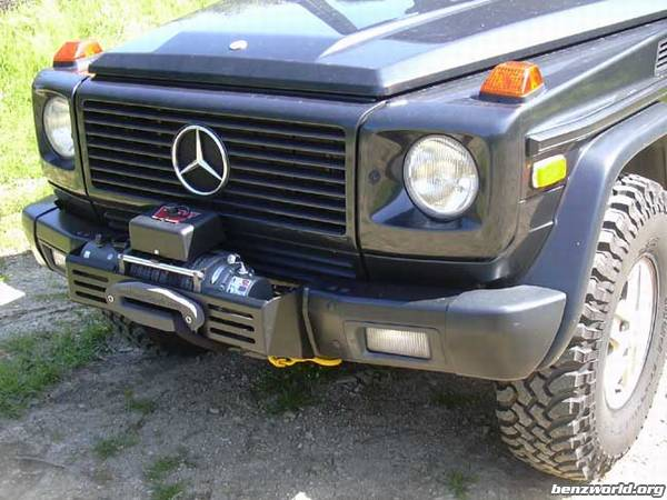 Tires and wheels for G500 off-roading & ARB bumper - Mercedes-Benz Forum