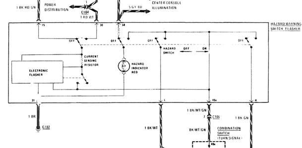 1978 thru 1981 - turn signal/hazard flasher repair | mercedes-benz forum  benzworld.org