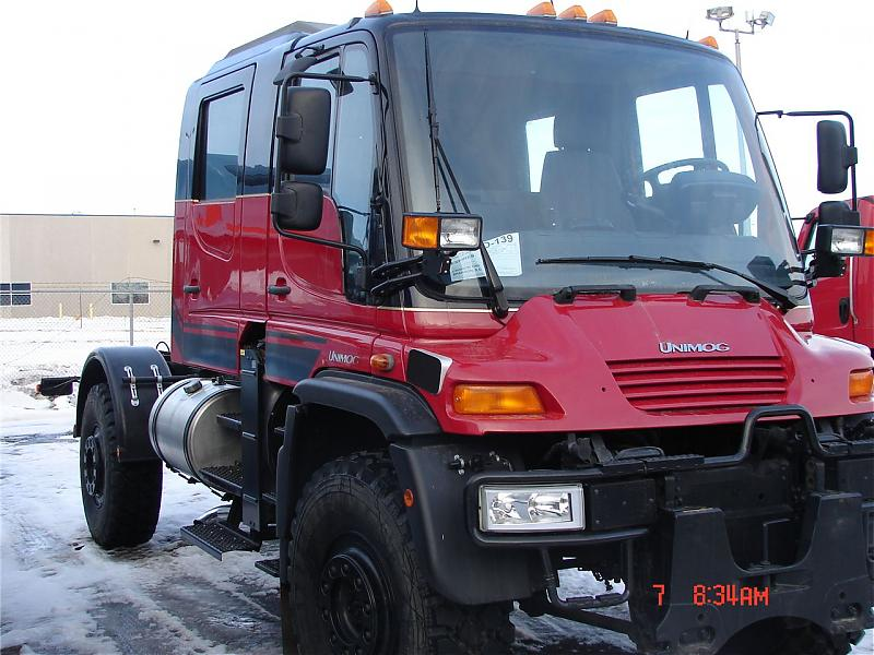 U500 Doka for sale - Mercedes-Benz Forum