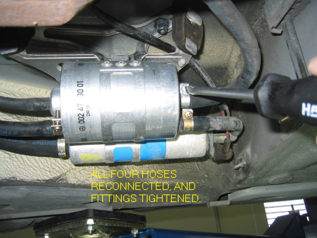2000 mercedes e320 fuel filter photo diy of fuel filter change mercedes benz forum  fuel filter change mercedes benz forum