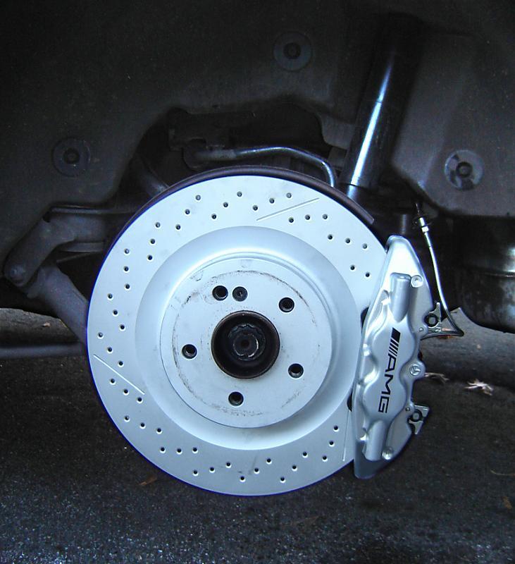 Rear Big Brake Upgrade Mercedes Benz Forum
