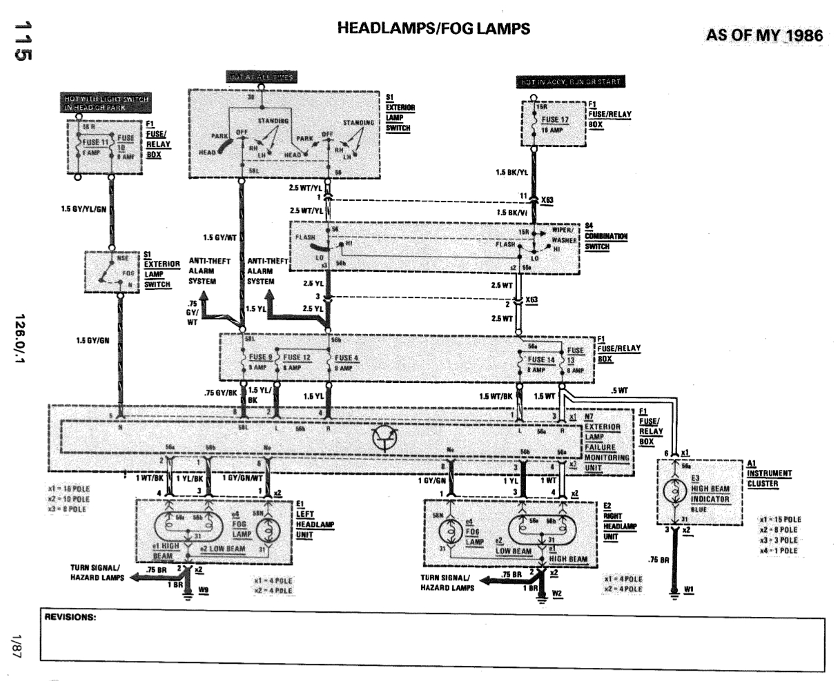Using Fog Lights Page 2 Mercedes Benz Forum S Cl W126 300sd 1983 Fuse Box Diagram Click Image For Larger Version Name 87fog Views 189 Size 5434
