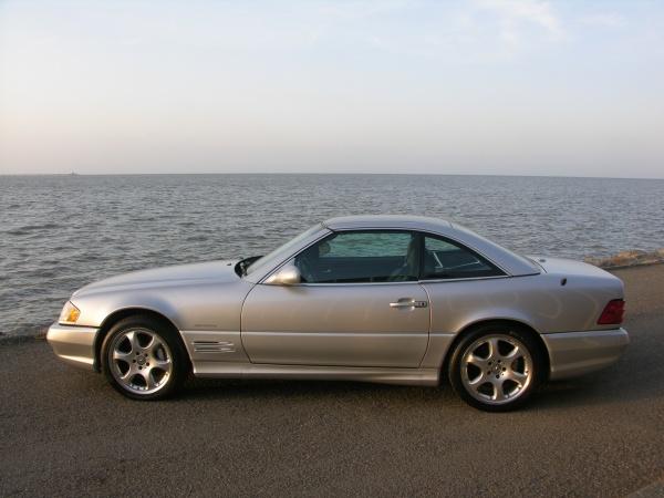 2002 sl600 silver arrow w pano page 9 mercedes benz forum for Mercedes benz burlingame