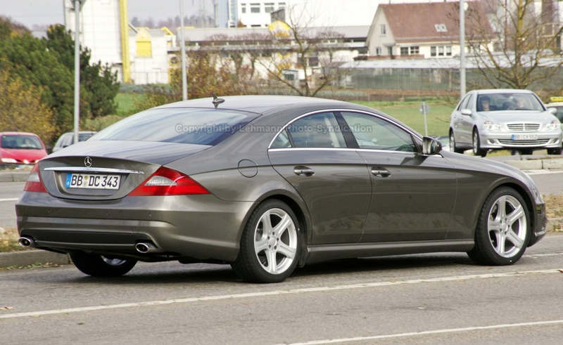 Mercedes-benz CLS 2008: Review, Amazing Pictures and Images – Look ...