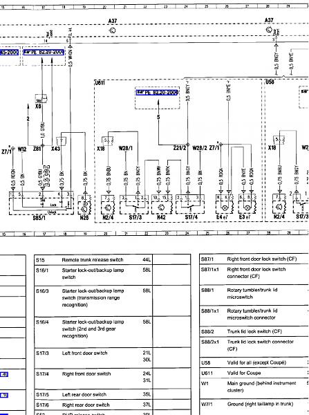 Fuse Box Chart What Fuse Goes Where Peachparts Mercedes Shopforum With Regard To Mercedes Benz Fuse Box Diagram as well Img likewise Aa also Maxresdefault together with D Ml Need Vacuum Diagrams Engine. on mercedes benz 1999 c280 radio diagram