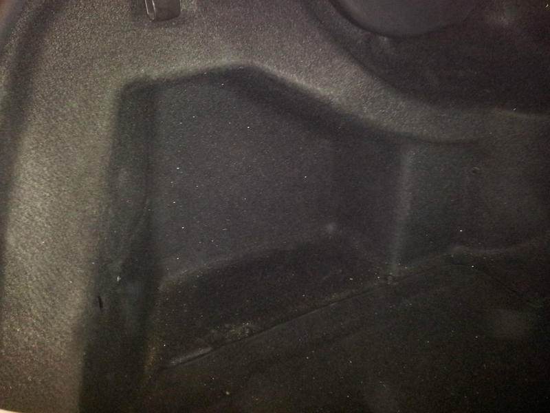 USA: W204 C Class STEALTH Subwoofer Enclosure Group Buy from visual