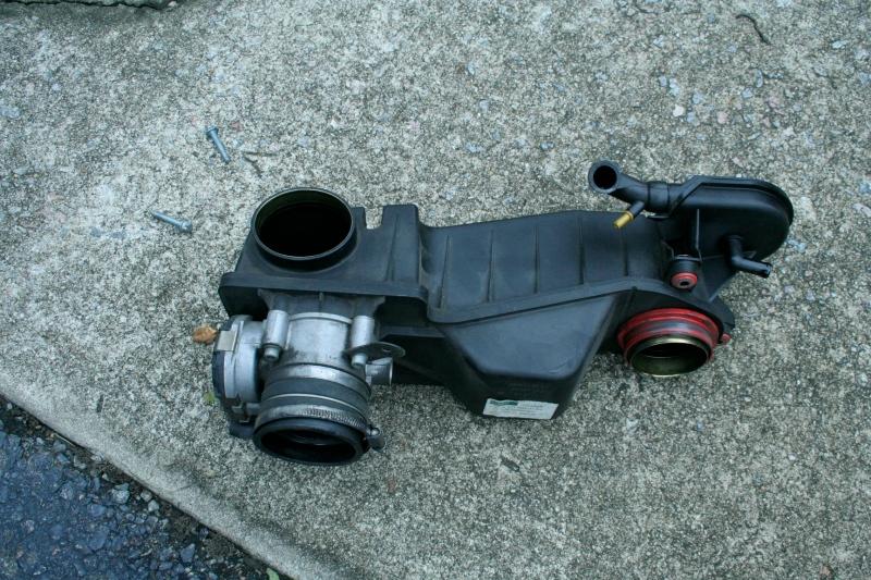 P0243 Turbocharger Waste Gate 2002 C230 Kompressor