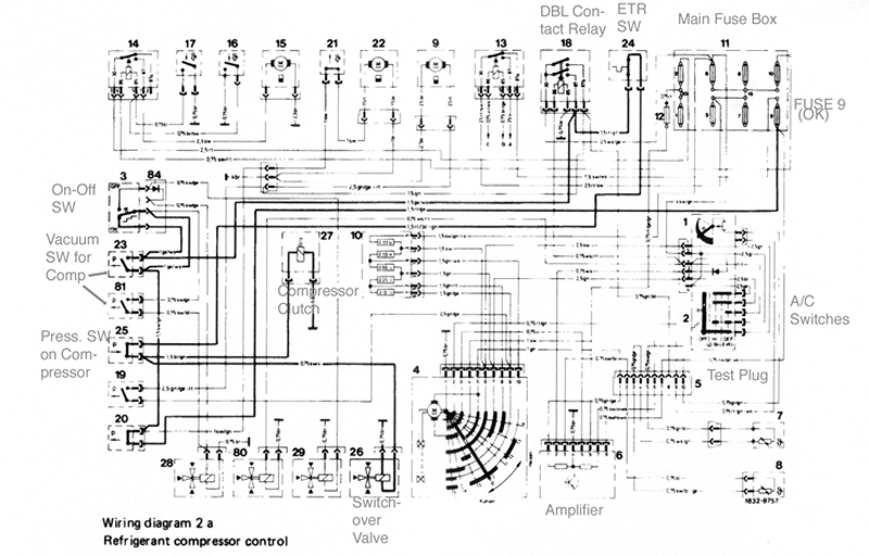 mercedes benz a class wiring diagram