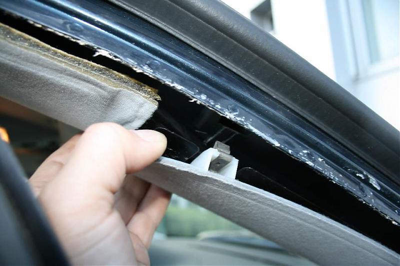 Interior A Pillar Cover Removal Mercedes Benz Forum