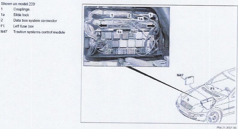 ESP BAS Control Unit     Mercedes   Benz Forum