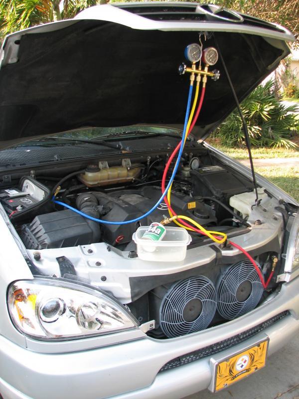 A C Repair Fubar 98 E320 Mercedes Benz Forum