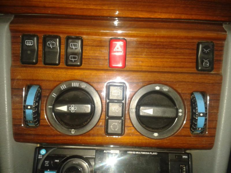 Climate Control Conversion To Euro Version Anyone 300te