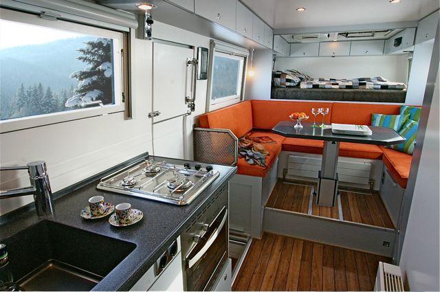 U1250 Camper Project Page 7 Mercedes Benz Forum