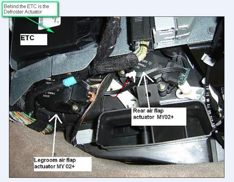 No Air Vent Noise Or Activating W163 Page 2 Mercedes