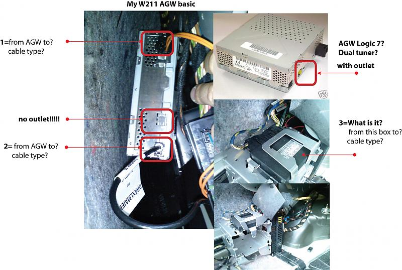 W211 Amplifier Wiring Diagram - Wiring Diagram For Light Switch •