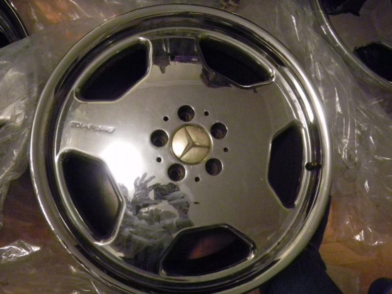 FOR SALE - AMG Monoblock 19inch Chrome Rims Staggered - VERY RARE-amg-monoblock-rims-004.jpg