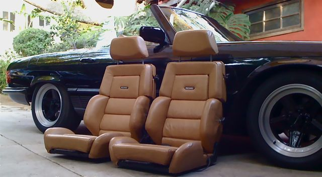 Well Hello Recaro Have A Seat Mercedes Benz Forum