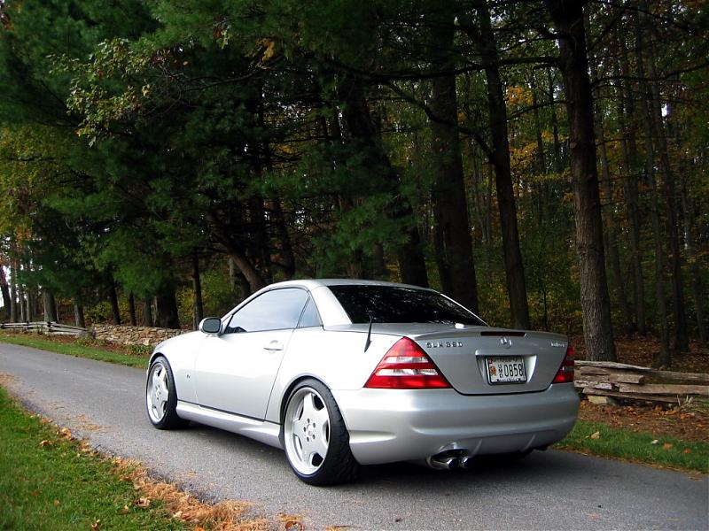 carlsson exhaust and amg 220 series wheels pics. Black Bedroom Furniture Sets. Home Design Ideas