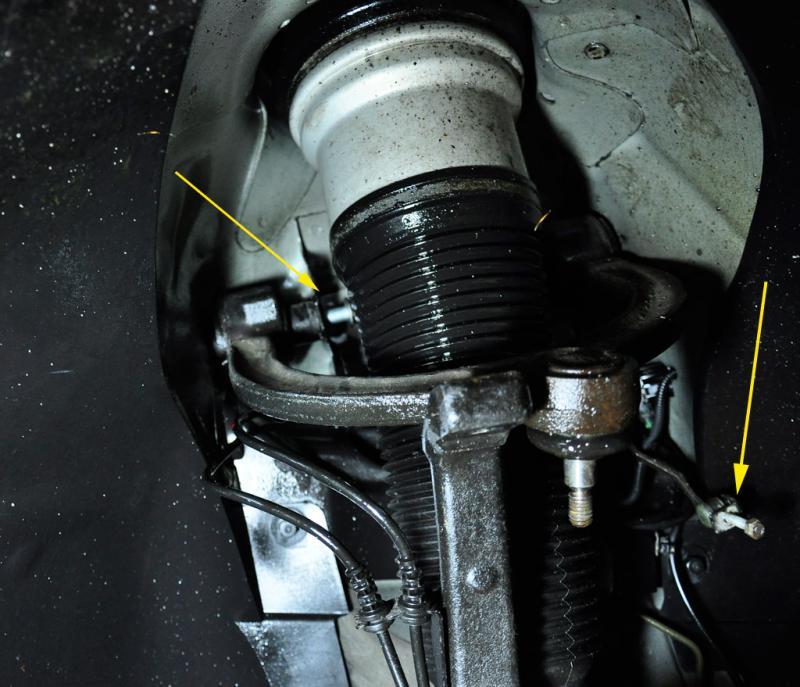 Ball Joint Car >> Upper Control Arm replacement steps? - Mercedes-Benz Forum