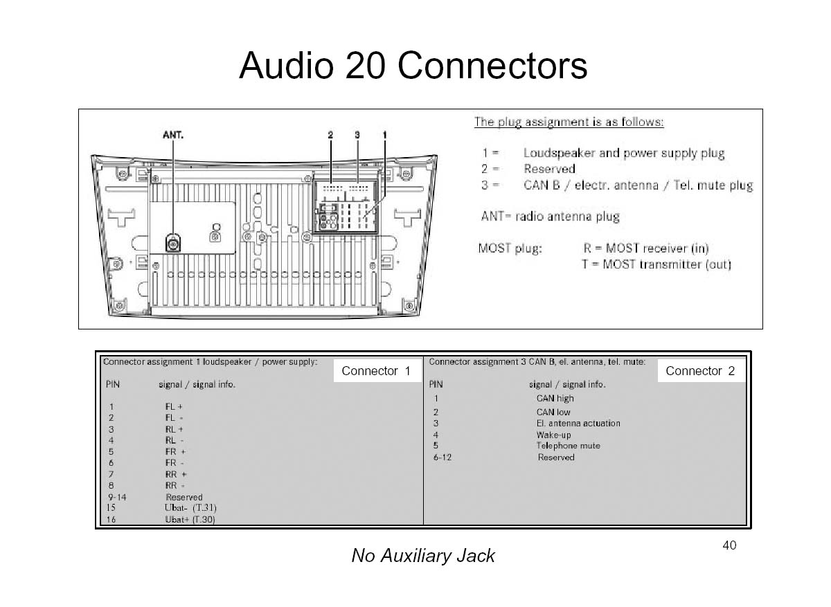 Mercedes Benz Audio 20 Wiring Diagram Free Download Diagrams Bose Clk500a Radio Questions Forum Click Image For Larger Version Name Audio20b Views 7807 Size 110 0 At Mini