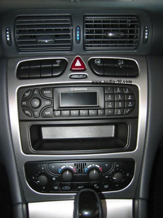 Mercedes Benz Of Tampa >> w203 radio - Mercedes-Benz Forum