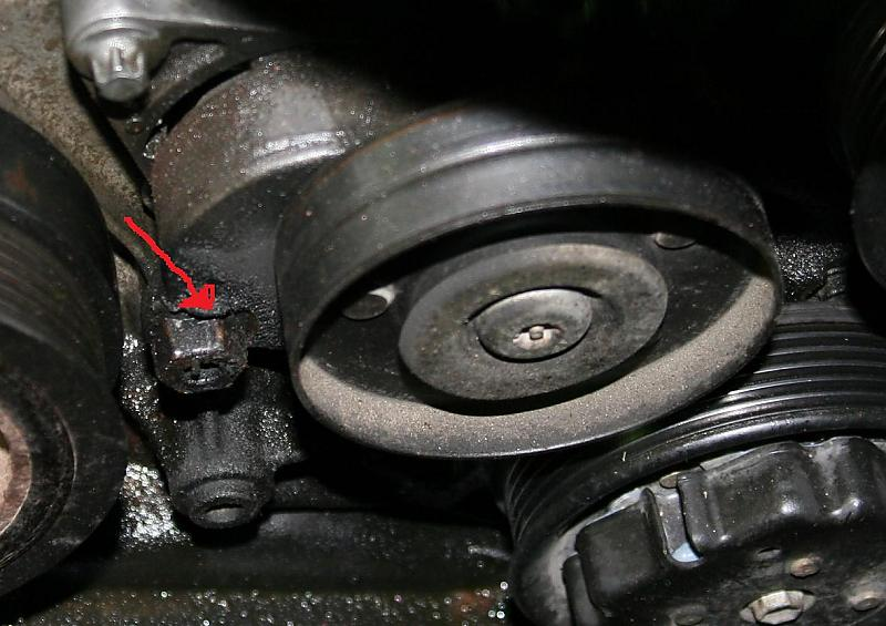 Water Pump Replacement On An Ml Page 2 Mercedes Benz Forum