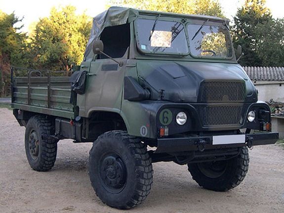 Camions Simca Militaire