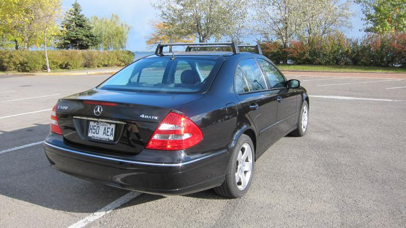 Roof Rack For W211 Mercedes Benz Forum