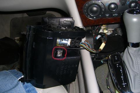 Aux Cord In Mercedes C Class