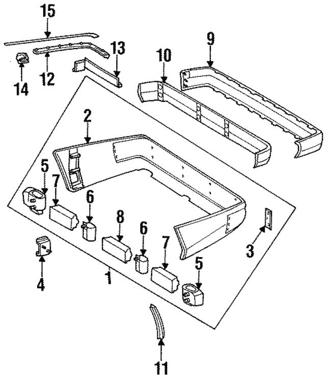 W210 Fuse Diagram