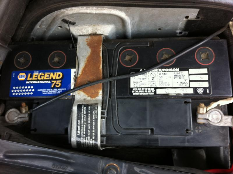 Battery replacement instructions? - Page 8 - Mercedes-Benz Forum