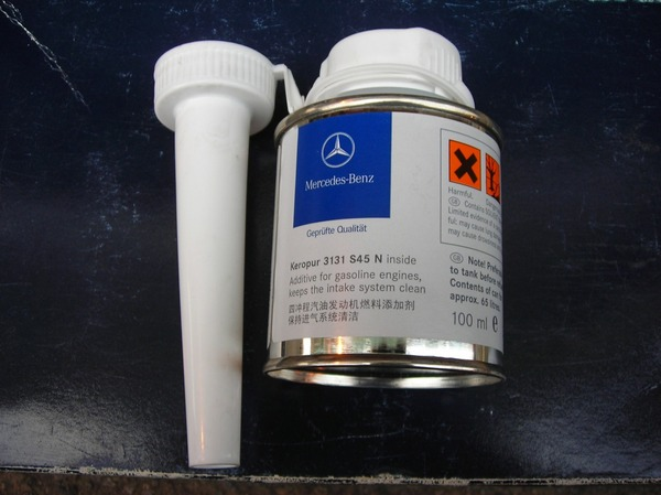 Diesel additive for 320 CDI - Mercedes-Benz Forum