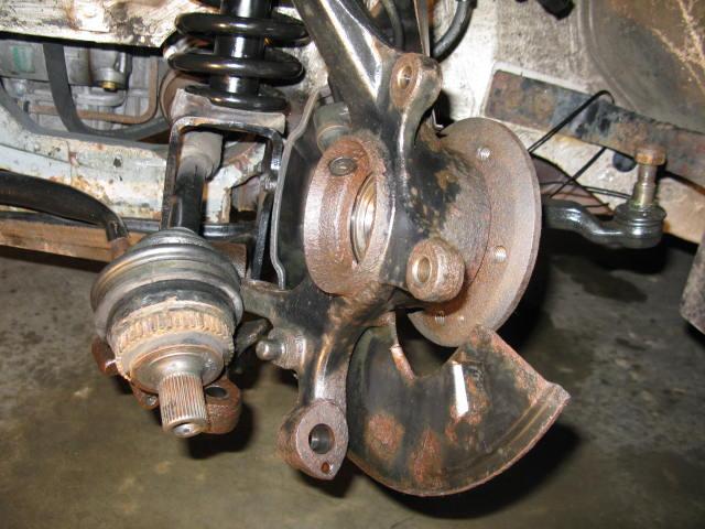 4matic Front Wheel Bearings R Amp R Mercedes Benz Forum