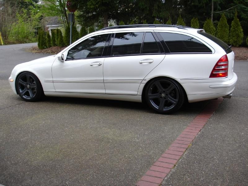 Mercedes Benz Of Portland >> Wagons Ho ! Let's see some W203 wagons. - Page 9 - Mercedes-Benz Forum