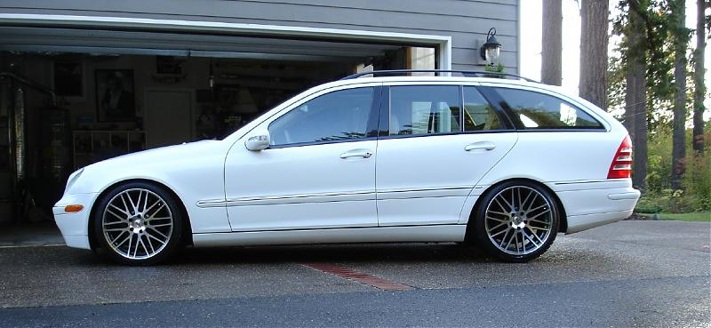 """Mercedes Benz Charlotte Nc >> Pic Request & overview of your LOWERED """"C-Class ..."""