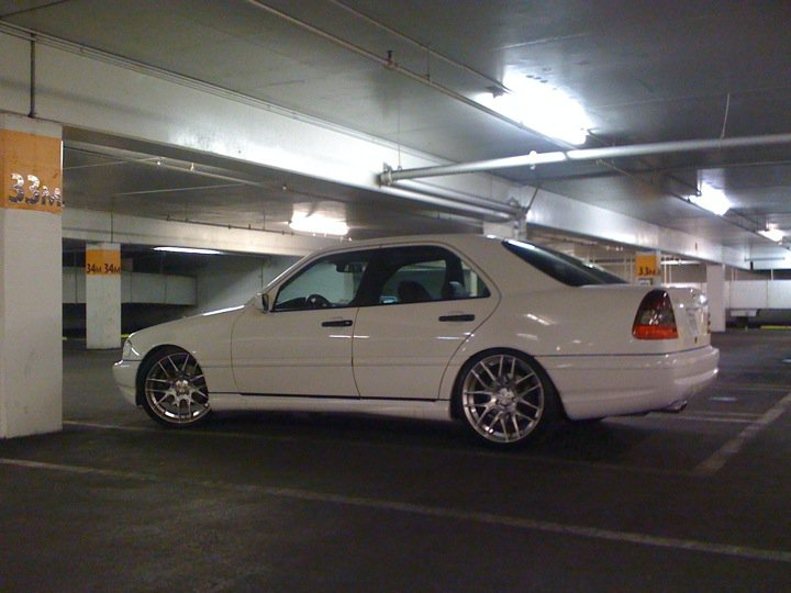 New to the forum, proud C43 AMG owner - Mercedes-Benz Forum