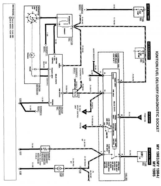 Mercedes fuel pump wiring diagram example electrical wiring diagram 84 500sel restore project no power to fuel pump mercedes benz forum rh benzworld org mercedes 420sel fuel pump relay mercedes w203 fuel pump wiring diagram cheapraybanclubmaster Gallery