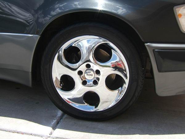 "4 17"" x 8"" Momo Wheels for sale-benz1.jpg"