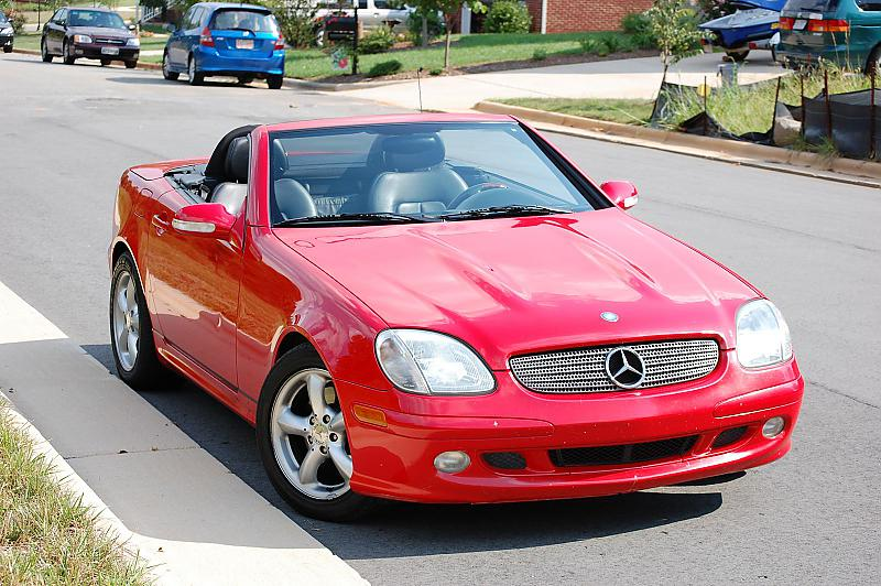 2001 slk 320 roadster for sale 9 500 mercedes benz forum for Mercedes benz slk for sale near me