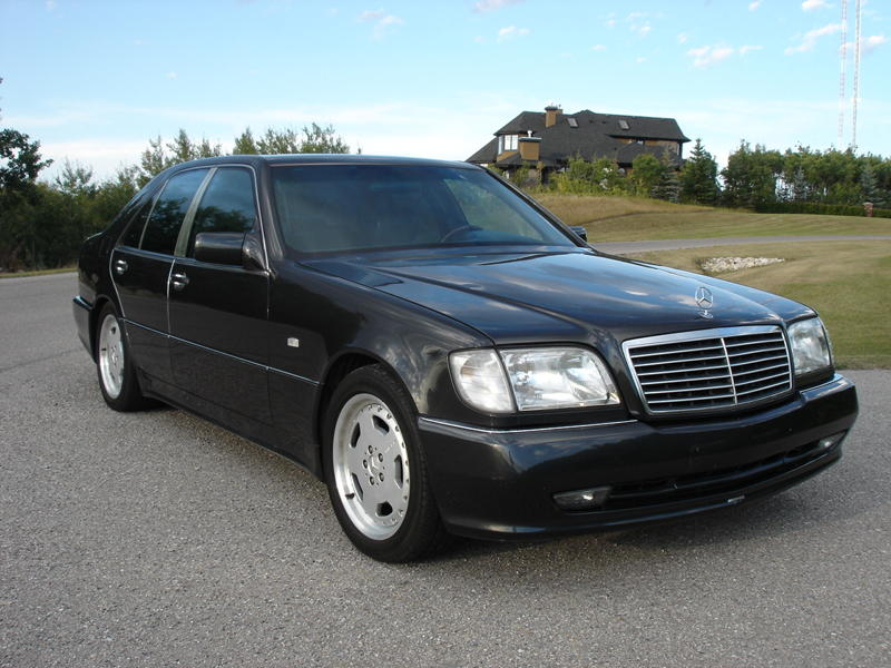 Fs 1994 S500 Amg With 6 0 V 8 Mercedes Benz Forum