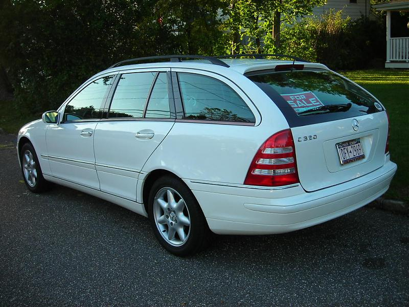 Fs 2002 Benz C320 Wagon In Ny 52 000 Miles Mercedes