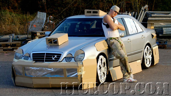 Tinted Taillights Sidemarkers Custom Painted Headlights