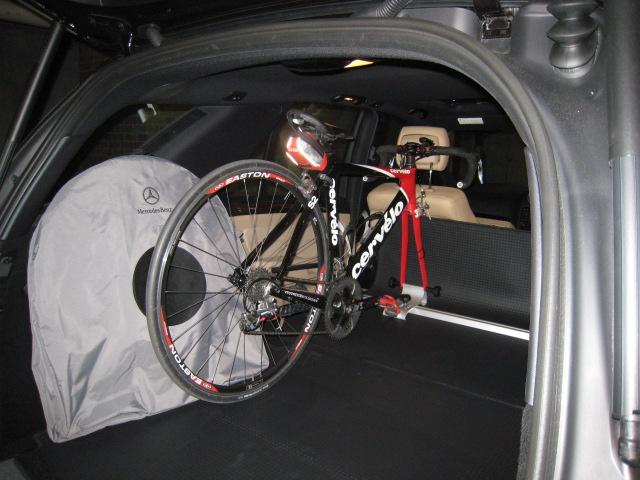 Internal Bike Rack Mercedes Benz Forum