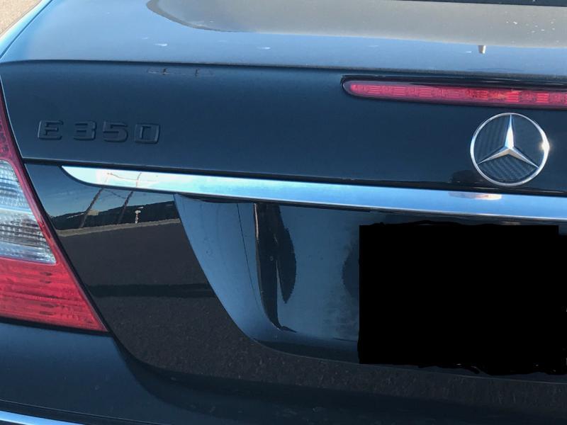 Some Blackout Mods - Mercedes-Benz Forum