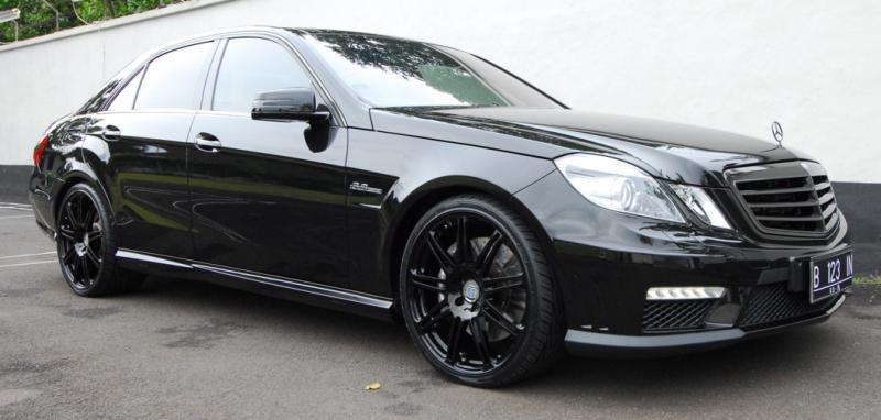 E63 Amg Wagon >> Dechromed - Mercedes-Benz Forum
